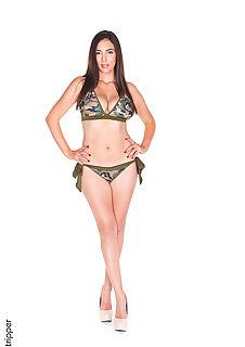 Covert Swim with Jelena Jensen